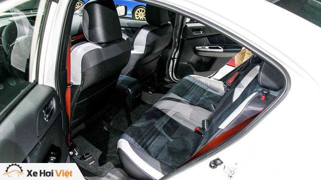Subaru giới thiệu WRX STI S209: Nâng cao hiệu năng vận hành - 11