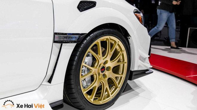 Subaru giới thiệu WRX STI S209: Nâng cao hiệu năng vận hành - 7