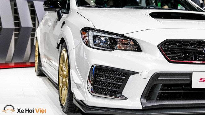 Subaru giới thiệu WRX STI S209: Nâng cao hiệu năng vận hành - 8