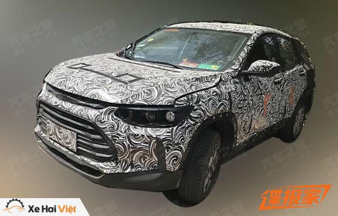 Khai tử Trax, Chevrolet sắp giới thiệu Tracker 2020 hoàn toàn mới tại Trung Quốc - 4