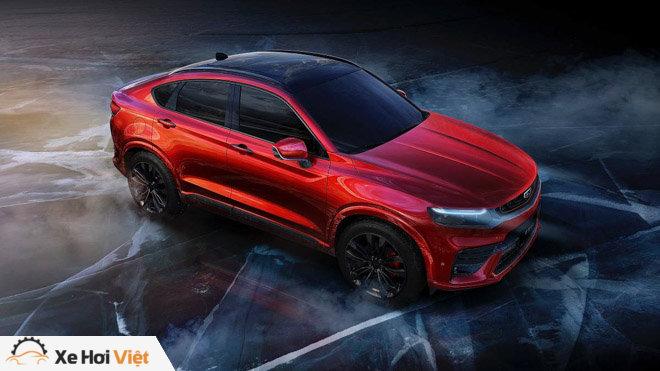 SUV thể thao Trung Quốc sắp ra mắt, thiết kế tương tự BMW X4 và Mercedes-Benz GLC Coupe - 1