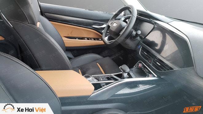 SUV thể thao Trung Quốc sắp ra mắt, thiết kế tương tự BMW X4 và Mercedes-Benz GLC Coupe - 7