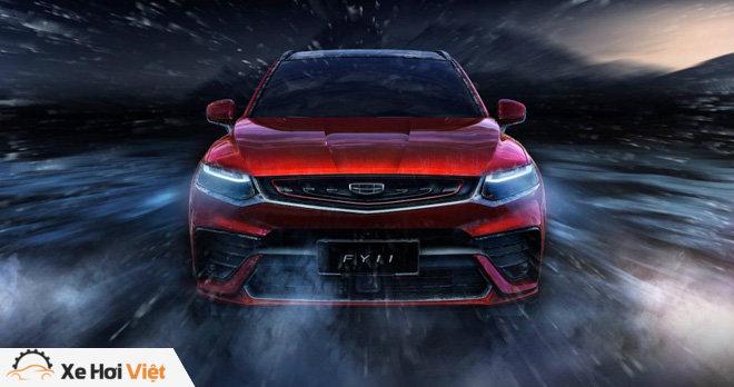 SUV thể thao Trung Quốc sắp ra mắt, thiết kế tương tự BMW X4 và Mercedes-Benz GLC Coupe - 3