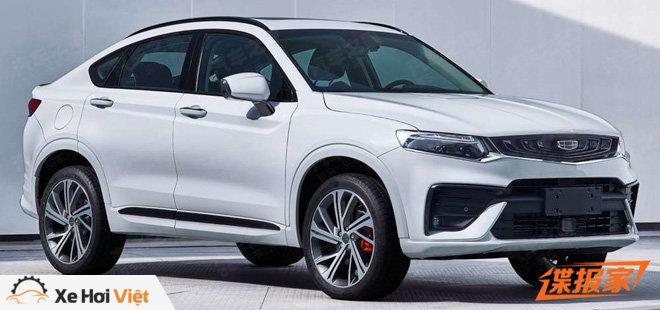 SUV thể thao Trung Quốc sắp ra mắt, thiết kế tương tự BMW X4 và Mercedes-Benz GLC Coupe - 4