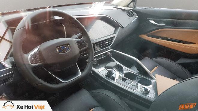 SUV thể thao Trung Quốc sắp ra mắt, thiết kế tương tự BMW X4 và Mercedes-Benz GLC Coupe - 8