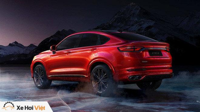 SUV thể thao Trung Quốc sắp ra mắt, thiết kế tương tự BMW X4 và Mercedes-Benz GLC Coupe - 2