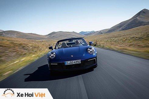 Porsche 911 Cabriolet mui trần có giá từ 8,4 tỷ đồng - ảnh 1