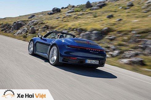 Porsche 911 Cabriolet mui trần có giá từ 8,4 tỷ đồng - ảnh 2