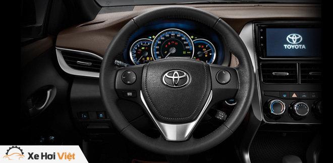 Toyota bổ sung thêm phiên bản gầm cao Yaris Crossover - 4