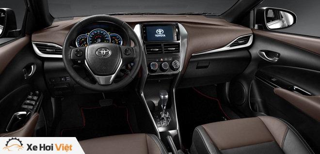 Toyota bổ sung thêm phiên bản gầm cao Yaris Crossover - 3