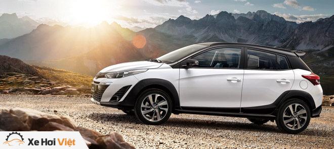 Toyota bổ sung thêm phiên bản gầm cao Yaris Crossover - 2