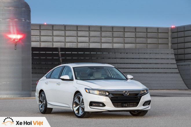 Honda Accord 2019 mới sắp ra mắt Thái Lan trong tháng sau, dự kiến về Việt Nam trong năm 2019 - 1