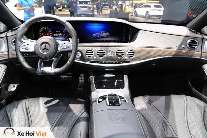 """Mercedes-Benz S65 AMG """"Final Edition"""" - Chiếc S-Class cuối cùng gắn động cơ V12 - 8"""