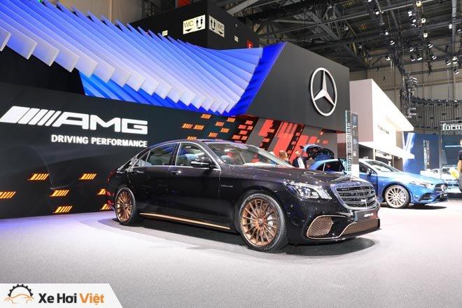 """Mercedes-Benz S65 AMG """"Final Edition"""" - Chiếc S-Class cuối cùng gắn động cơ V12 - 4"""