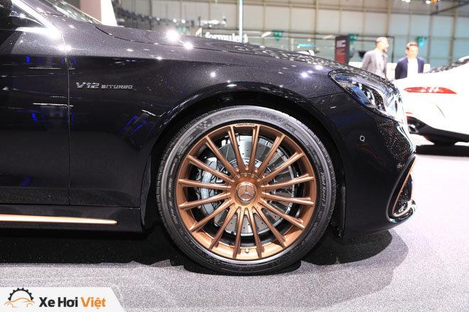 """Mercedes-Benz S65 AMG """"Final Edition"""" - Chiếc S-Class cuối cùng gắn động cơ V12 - 10"""