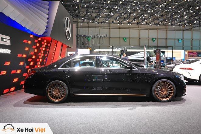 """Mercedes-Benz S65 AMG """"Final Edition"""" - Chiếc S-Class cuối cùng gắn động cơ V12 - 2"""