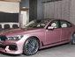 Cùng khám phá BMW 750Li xDrive cực cá tính với màu sơn hồng phấn