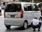Người già Nhật Bản chuyên sử dụng xe dành riêng cho giới trẻ