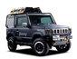 Xuất hiện hai bản độ chính hãng của Suzuki SUV Jimmy