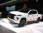 Ngắm nội, ngoại thất đẳng cấp của Mitsubishi Triton 2019 tại triển lãm xe