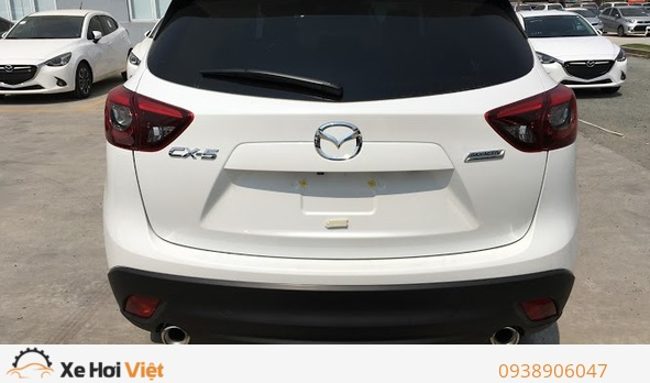 Brand New For Mazda CX-5 2015 COB Angel Eyes DRL with Fog lights Projector Lens Lamp Bumper Cover